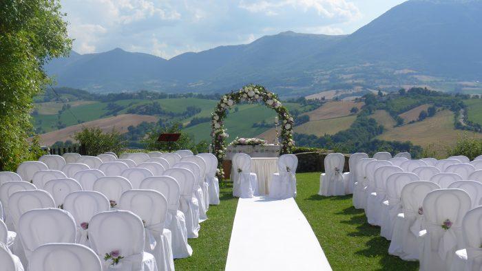 Matrimonio all'apero