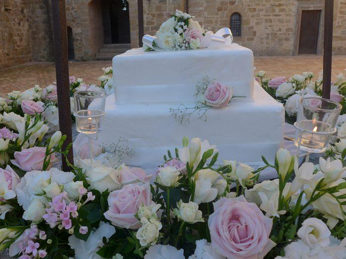 La torta sul pozzo